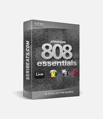 premium essentials seribeats premium 808 essentials