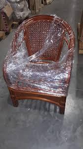 <b>Кресло Мебель-Импекс</b> SERENA, цвет коньяк (Уценка новый ...