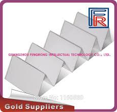 <b>10 pieces</b>/lot MF1 compirtable Original S50 chip White <b>PVC</b> 13.56 ...