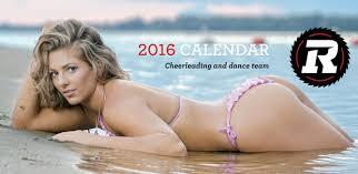 Resultado de imagem para cheerleaders calendar photos