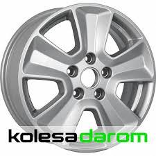Купить колесный диск <b>КиК Серия Реплика КС672</b> (16 Duster FL ...