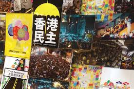 「2014年香港反政府デモ」の画像検索結果