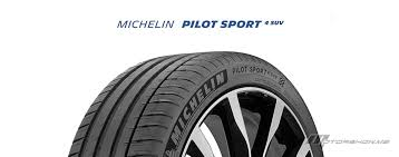 <b>Michelin Pilot Sport 4</b> SUV: Specially Made for Premium SUVs