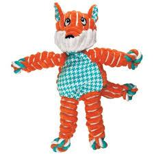 <b>Kong Игрушка</b> для собак <b>Floppy Knots</b> Лиса - купить от 836 руб. в ...