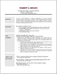 cover letter cover letter template for objective sample in resume xresume objective templates medium size resume objective statments