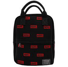 <b>Рюкзак</b> Funko: <b>Marvel</b>: <b>Logo</b> AOP Canvas Mini <b>Backpack</b> — купить ...