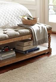 storage bench bedroom ottoman