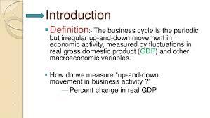 phases of business cycle  business cycle