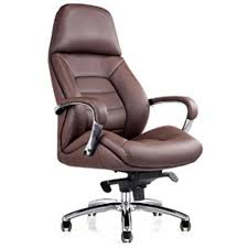 stunning leather executive office chair brown leather office chair