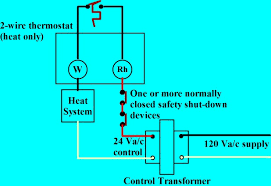 4 wire thermostat wiring diagram wiring diagram and schematic design lennox thermostat wiring diagram eljac