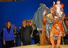 Resultado de imagen de inauguración edades del hombre toro