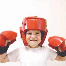 Занятия боксом для детей