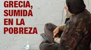 Resultado de imagen de pobres griegos