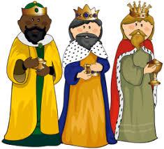 Resultado de imagen de reyes magos de oriente dibujos