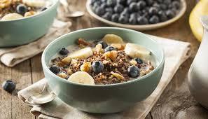 Подборка продуктов для завтрака на Iherb: каши, хлопья ...