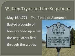 「1771 War of the Regulation」の画像検索結果