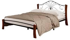Купить <b>кровать</b> «<b>Фортуна</b>» от производителя Кованные спинки и ...