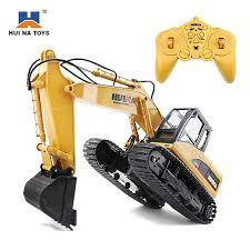 <b>HuiNa 1550</b> 1:14 <b>RC Crawler</b> Car 15 CH 2.4GHz RC Metal ...