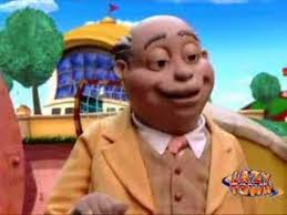 Image result for Lazy Town mayor