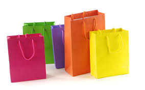 Image result for clipart shopping bags