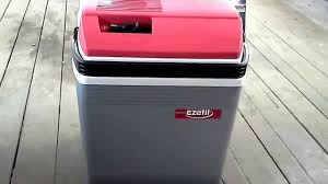 <b>Автомобильный холодильник EZETIL E28</b>.Краткий обзор ...