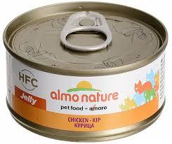 <b>Консервы Almo Nature Legend</b> для котят, Курица для кошек, 70 г ...