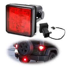 Amazon.com: iJDMTOY Red Lens <b>LED</b> Tail/Brake <b>Light for</b> Truck ...