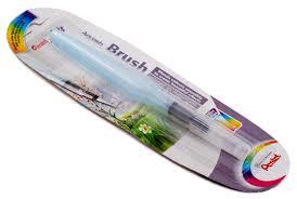 <b>Pentel</b> Aquash <b>Brush</b> (тонкая <b>кисть</b> с резервуаром) FRH-FBR ...