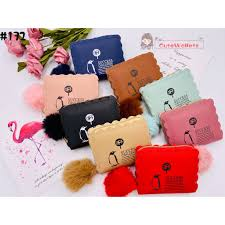 Korean style <b>Cutie little penguin</b> fashion ladies short wallet | Shopee ...