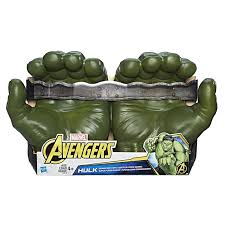 Avengers Movie - <b>Кулаки Халка</b> от <b>Hasbro</b>, e0615 - купить в ...