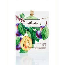 <b>Арома саше Aroma Harmony</b> фруктовый <b>спелая</b> слива 45 мл ...