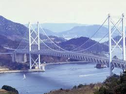 「1998年 - 明石海峡大橋開通。」の画像検索結果