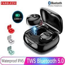 XG12 Wireless Earphone TWS Bluetooth 5.0 True Stereo ... - Vova