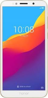 81 отзыв на <b>Смартфон Honor 7S</b> 1/16GB, золотой от ...