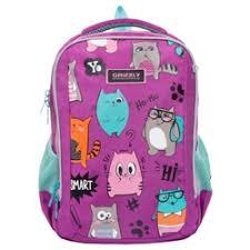 «<b>Рюкзак</b> школьный <b>Grizzly</b> RG-969-2 <b>фиолетовый</b> ...