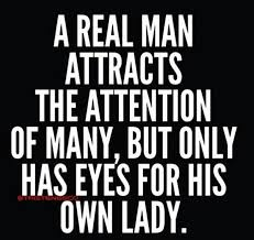 Image result for a woman looking at a man
