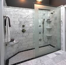 design walk shower designs: stone walk in shower designs photos