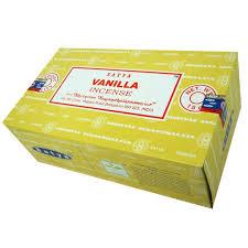 Купить <b>благовония</b> ваниль Cатья <b>серия</b> incense / Vanilla Satya ...