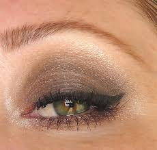 natural smokey eye tutorial