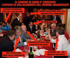 Risultati immagini per mafia capitale