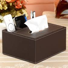 <b>Multi</b>-<b>function tissue</b> box <b>European creative</b> home living room tray ...