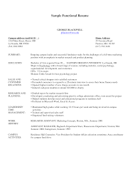 functional resumes examples functional resume example of a and get cover letter functional resumes examples functional resume example of a and get ideas how to create