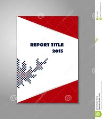report cover design stock illustration image 57353439 report cover design