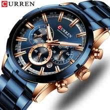 Shop the Latest <b>CURREN</b> Watches in the Philippines in January, 2021