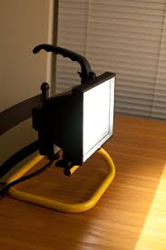 a artificial lighting set