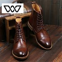 <b>Oxford</b> High Lace Up Boots Price Comparison | Buy Cheapest ...