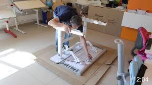 <b>Детский</b> растущий <b>стол Mealux Ergowood L</b> (BD-810 ...