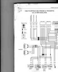 honda fourtrax ignition wiring honda image wiring trx 300 ignition wiring diagram trx auto wiring diagram schematic on honda fourtrax ignition wiring
