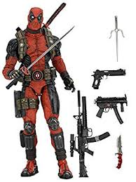 <b>Marvel</b> 61384 1/4 Scale <b>Deadpool</b> Figure: Amazon.co.uk: Toys ...