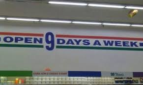 hilarious grocery store fails i m definitely not eating  the grocery store you can always count on always
